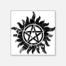 Anti-Possession Symbol Black (Cracked, Shadowed) S