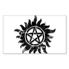 Anti-Possession Symbol Black (Cracked, Shadowed) S