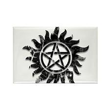Anti-Possession Symbol Black (Cracked, Shadowed) R