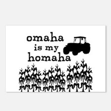 Omaha is My Homaha! Postcards (Package of 8)