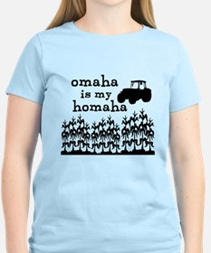 Omaha is My Homaha! T-Shirt