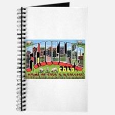Fort Collins Colorado Greetings Journal