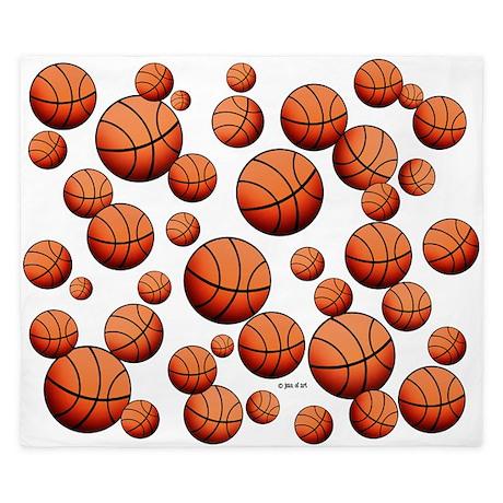 Basketball King Duvet
