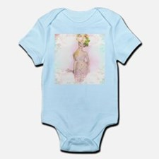 Million Dollar Baby Retro Vintage Mermaid Infant B