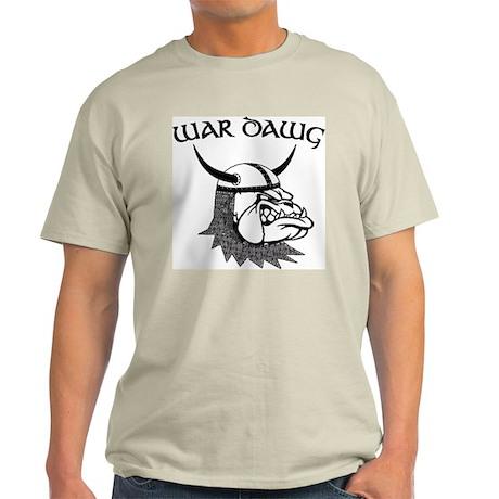 War Dawg Ash Grey T-Shirt