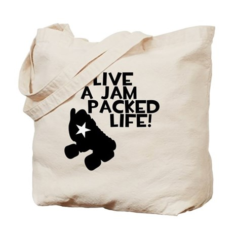 Jammer - Jam Packed Life Tote Bag