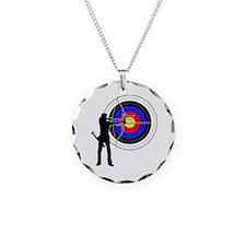 archery man Necklace