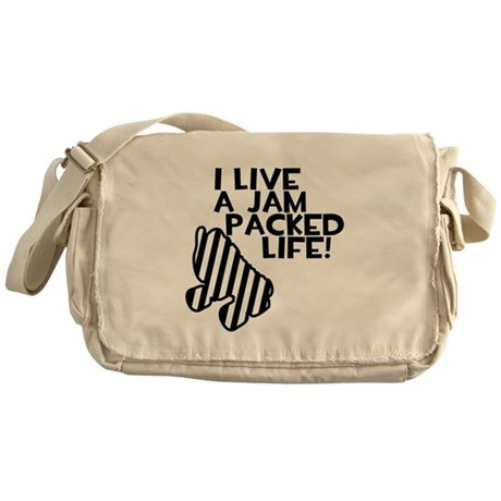 Referee - Jam Packed Life Messenger Bag