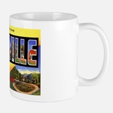 Knoxville Tennessee Greetings Mug
