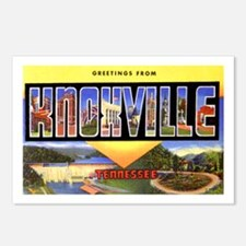 Knoxville Tennessee Greetings Postcards (Package o