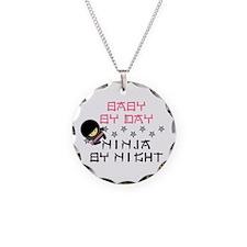 Baby Ninja Pink Necklace