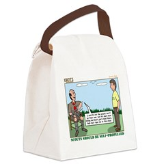 Scout Run Canvas Lunch Bag