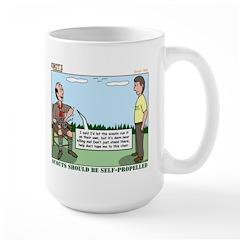 Scout Run Mug