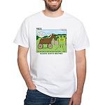 Trojan Horse White T-Shirt