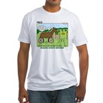 Trojan Horse Fitted T-Shirt
