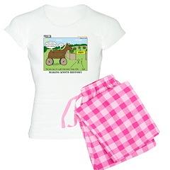 Trojan Horse Pajamas