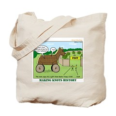 Trojan Horse Tote Bag