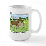 Trojan Horse Large Mug