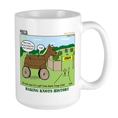 Trojan Horse Mug