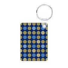 Modern Dots 02 Keychains