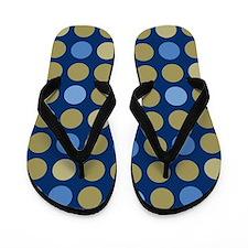 Modern Dots 02 Flip Flops