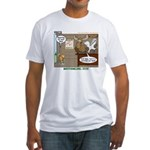 Wildlife Management Fitted T-Shirt