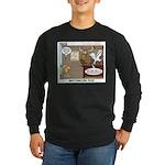 Wildlife Management Long Sleeve Dark T-Shirt