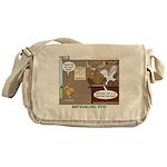 Wildlife Management Messenger Bag