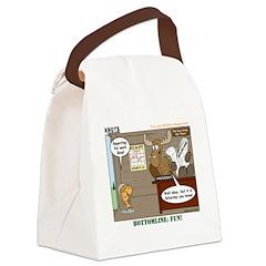 Wildlife Management Canvas Lunch Bag