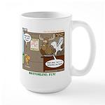 Wildlife Management Large Mug