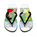 Orienteering Flip Flops