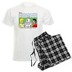 Orienteering Men's Light Pajamas