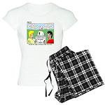 Orienteering Women's Light Pajamas