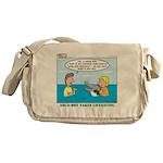 Lifesaving Messenger Bag