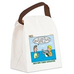 Lifesaving Canvas Lunch Bag