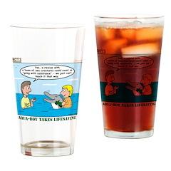 Lifesaving Drinking Glass