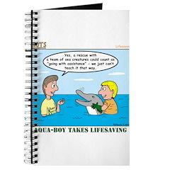 Lifesaving Journal