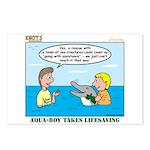Lifesaving Postcards (Package of 8)