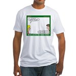 Leave No Trace Fitted T-Shirt