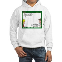 Leave No Trace Hoodie