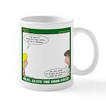 Leave No Trace Mug