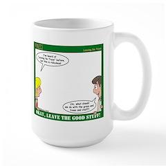 Leave No Trace Large Mug