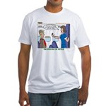First Class Fitted T-Shirt