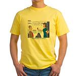 First Class Yellow T-Shirt