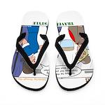 First Class Flip Flops