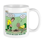 Fire Safety Mug