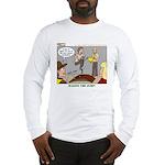 Cross Over Long Sleeve T-Shirt