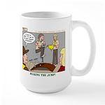 Cross Over Large Mug