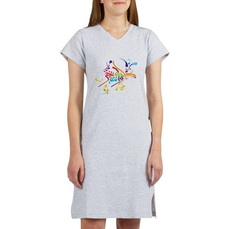 Eid T-shirts and gifts Women's Nightshirt