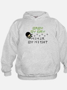 Baby Ninja Green Hoodie